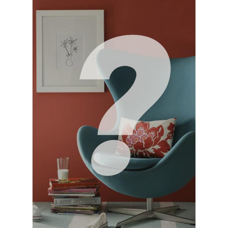 Кресло Egg Chair, любого цвета