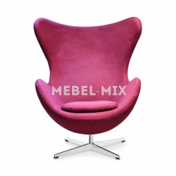 Кресло Egg Chair, лиловое