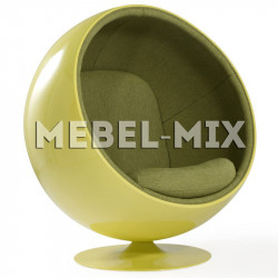 Кресло шар Ball Chair, оливковое