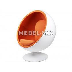 Кресло Шар Ball Chair, белое