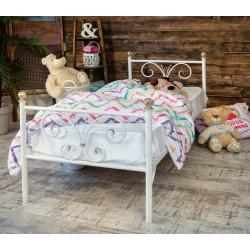 Металлическая детская кровать (6)