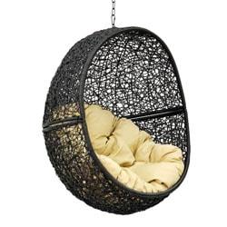 Подвесные кресла из ротанга (70)