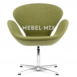 Кресло Swan Chair олива