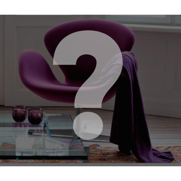 Кресло Swan Chair любого цвета