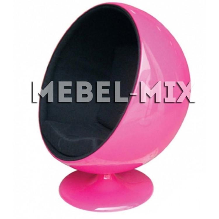 Кресло шар Ball Chair, розовое