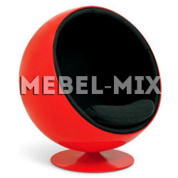 Кресло шар Ball Chair, красное