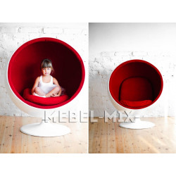 Кресло Шар Ball Chair, белое