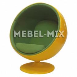 Кресло шар Ball Chair, желтое