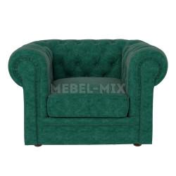 Кресло Честер Chester, зеленое