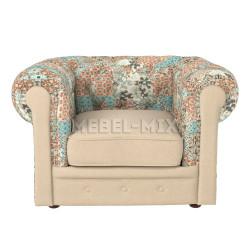 Кресло Честер Chester из велюра