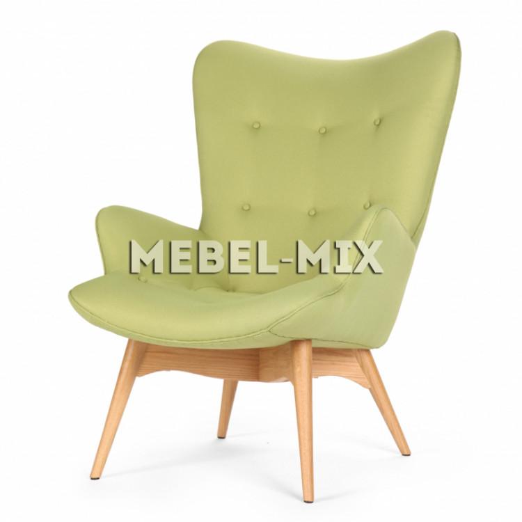 Кресло Contour, салатовое
