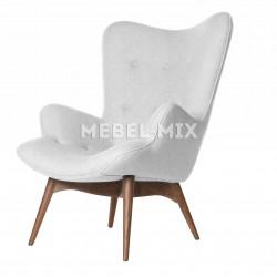 Кресло Contour, белое