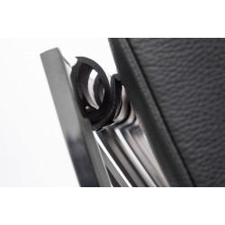 Кресло Barcelona, чёрное