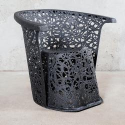 Кресло из базальта RACE Chair