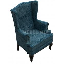 """Каминное кресло с ушами, модель """"Армандо"""""""