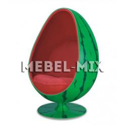 Кресло яйцо Ovalia Egg Chair, любого цвета