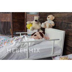 Кованная детская кровать Мадлен