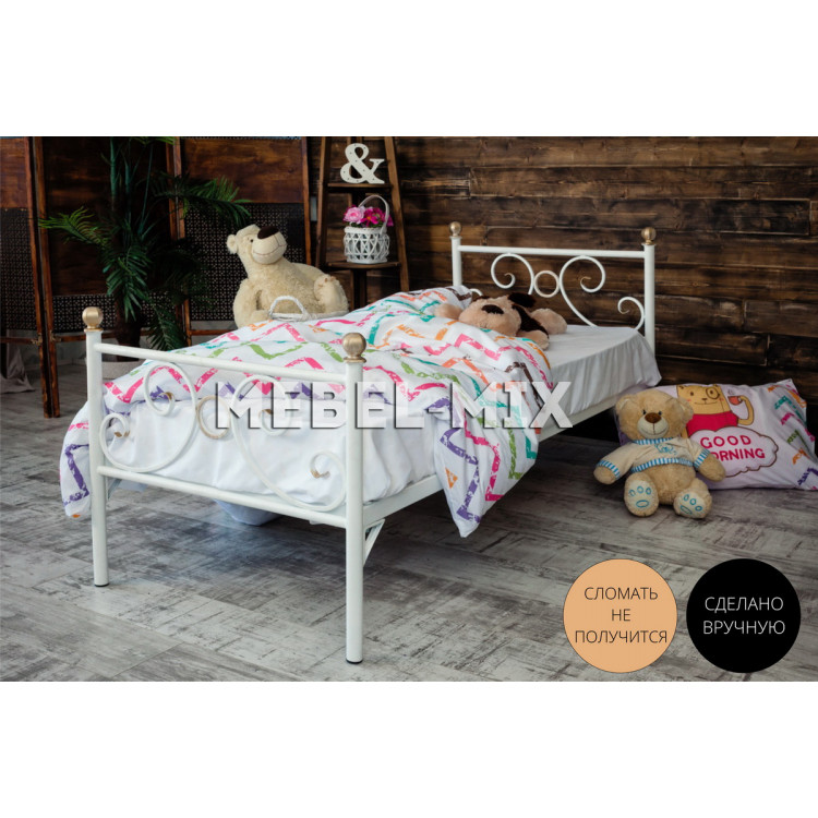 Железная детская кровать Кэтти