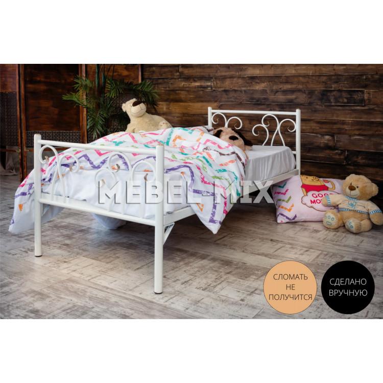 Кованная детская кровать Лацио