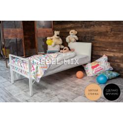Металлическая детская кровать Лоренцо