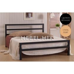 Металлическая кровать Аристо в стиле лофт