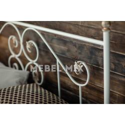 Кованная кровать Камелия
