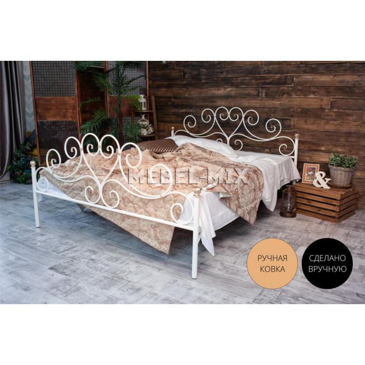 Кованная кровать Кармен