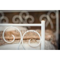 Кованная кровать Лацио