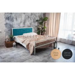 Металлическая кровать Лоренцо в стиле лофт