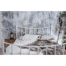 Металлическая кровать Ринальди в стиле лофт