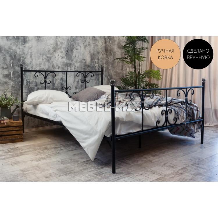 Металлическая кровать Симона