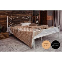 Кованная кровать Виктория