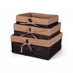 Корзины и ящики